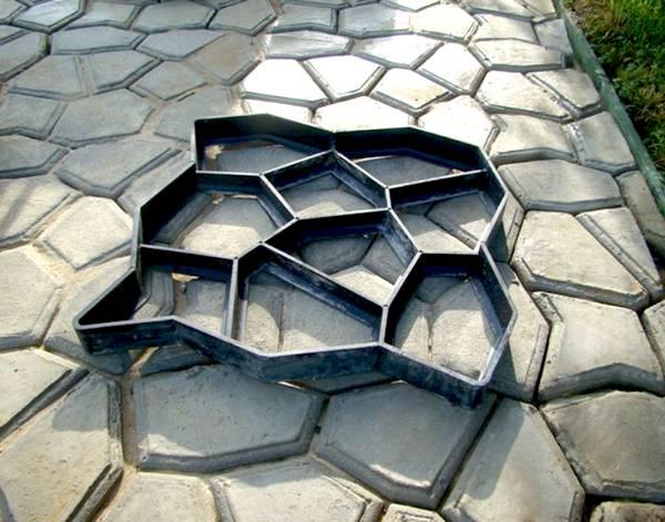 Рецепт бетона для тротуарной плитки: состав и требования
