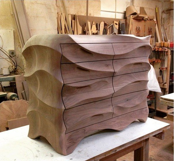 как сделать из дерева