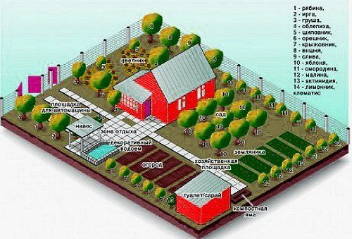 Благоустройство земельного участка: правила грамотной планировки
