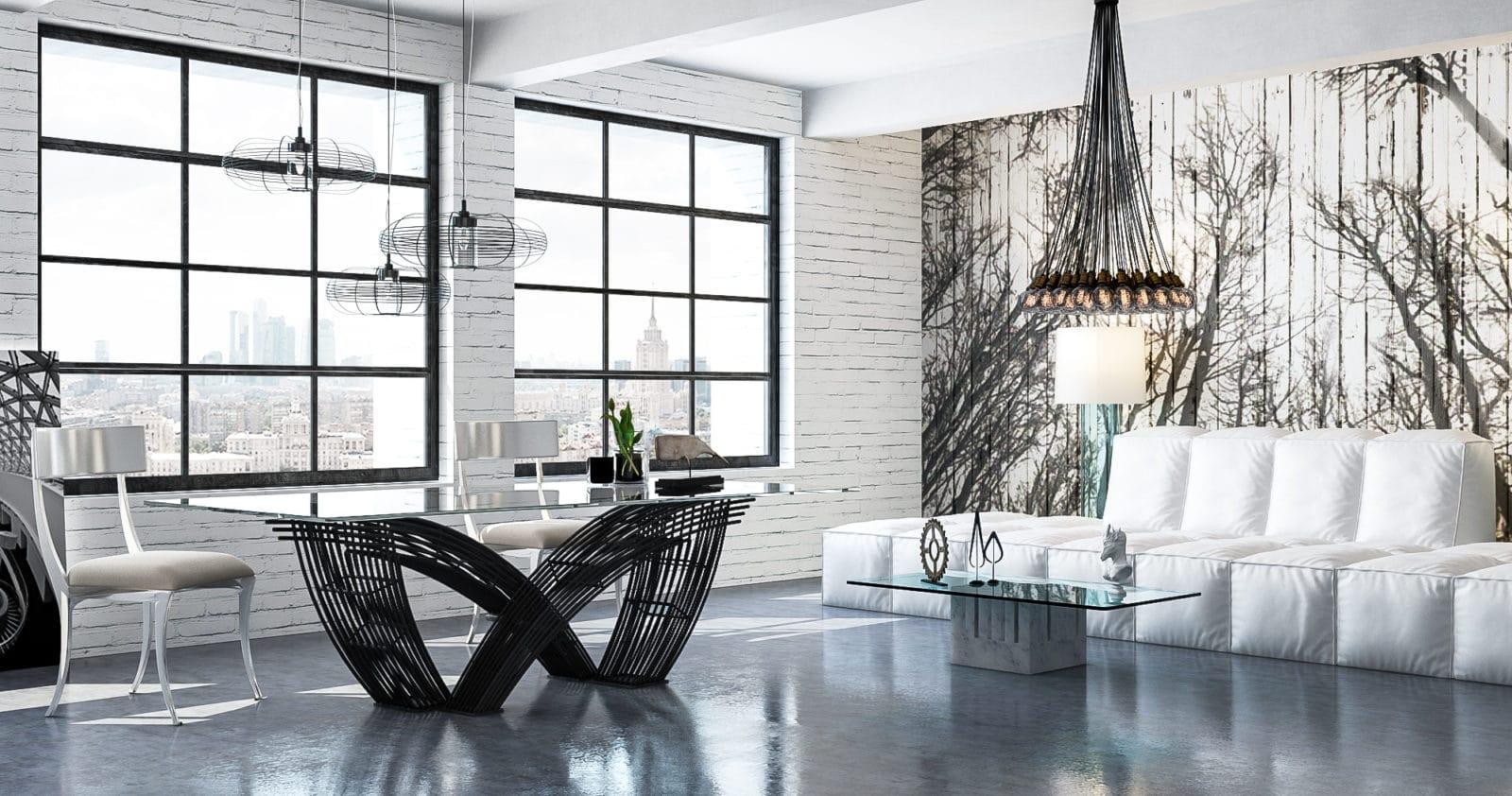 Интерьеры в стиле лофт в маленькой квартире выглядят просторными: секреты дизайна на фото однокомнатных и студий, какой нужен потолок и как увеличить пространство