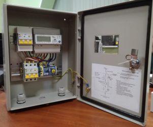 шкаф для электросчетчика