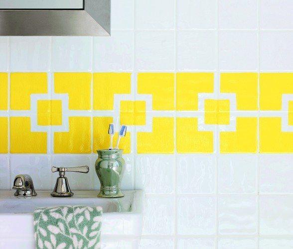 Краска для керамической плитки: как обновить дизайн? - все про керамическую плитку