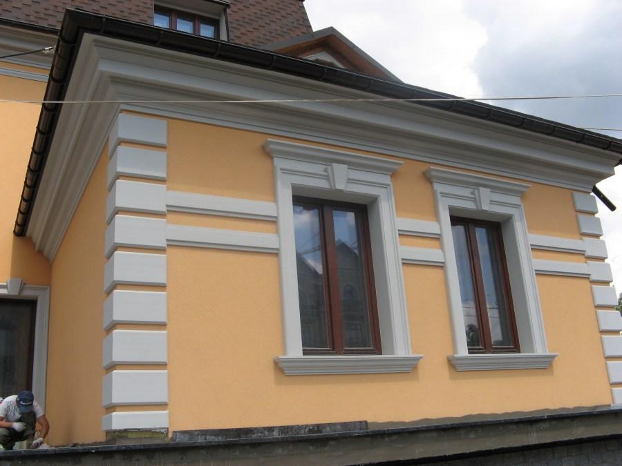 цвета домов