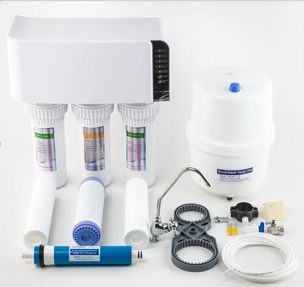 Какой фильтр для воды под мойку лучше купить: отзывы, цены, рейтинг 10 моделей