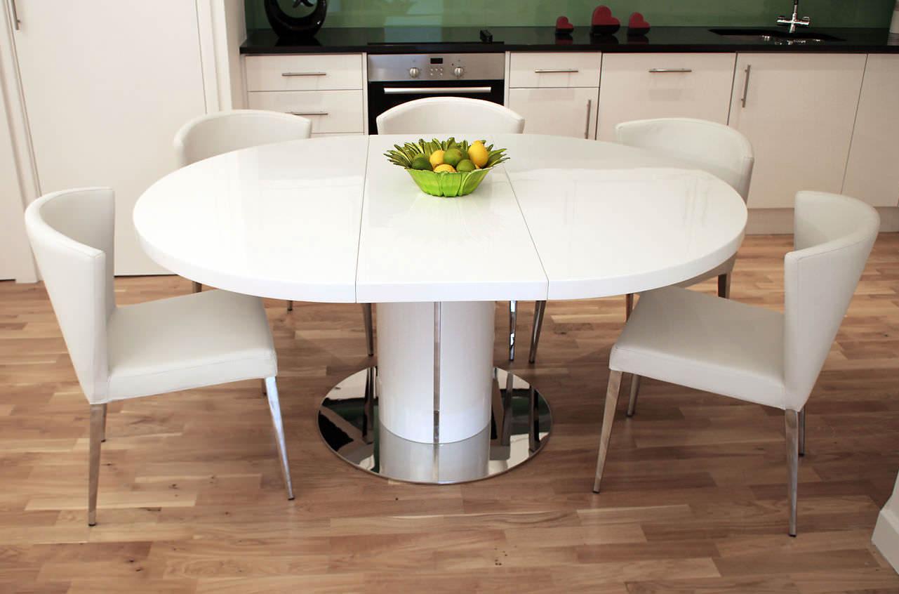 круглый стол на кухню
