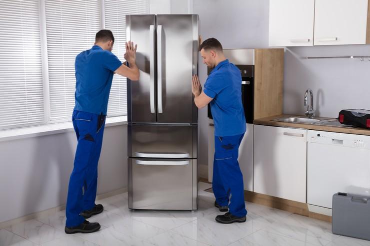 Как правильно установить холодильник — инструкции и советы
