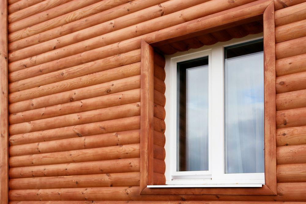 Блок-хаус - 70 фото примеров использования современного профиля