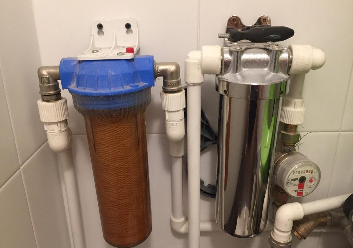 очиститель воды под мойку