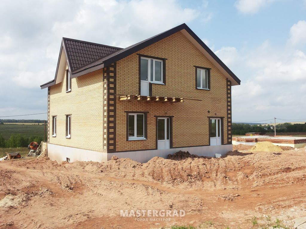постройка дома цены