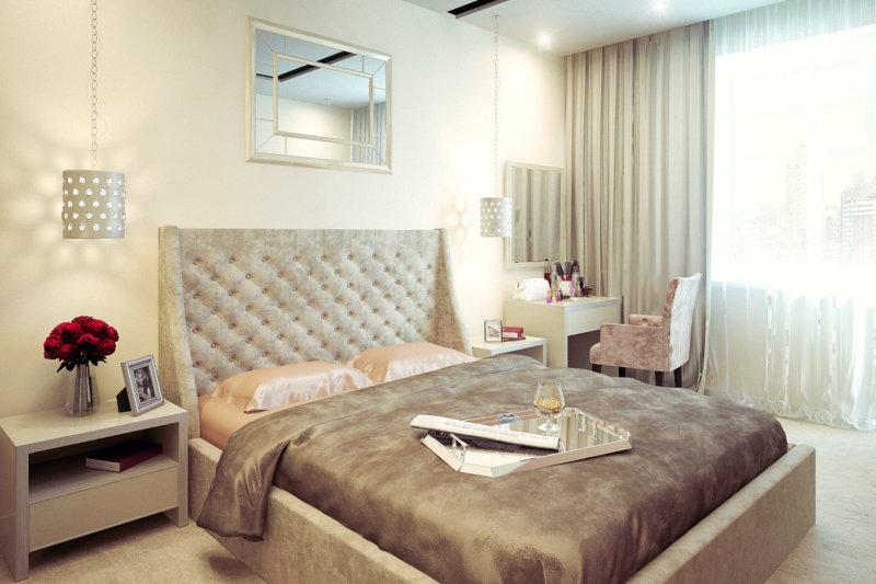 фото спальни в реальных квартирах фото