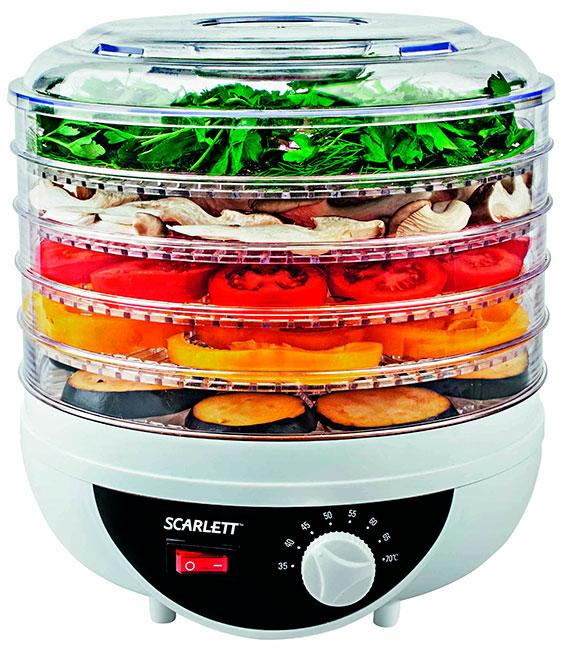 сушилка овощей
