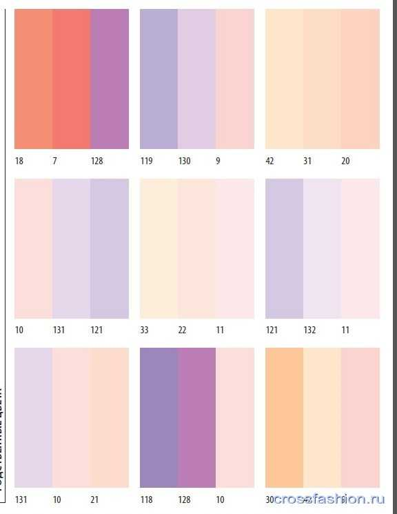 О пастельных тонах — гармония цвета. пастельные тона (марта джилл)