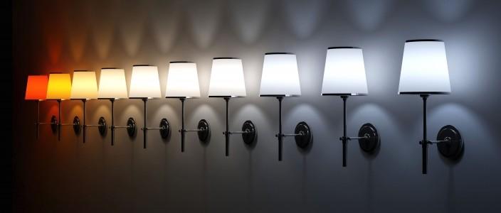О цветовой температуре светодиодных ламп: таблица цветности, маркировки изделий