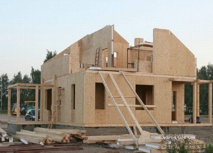 из какого материала строить дом