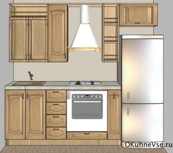 Дизайн кухни 3 на 4 метра - 80 фото интерьеров, идеи для ремонта и отделки