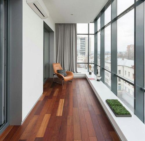 Чем обшить балкон снаружи, особенности и материалы для обшивки