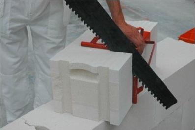 Как выбрать инструмент для кладки пеноблоков. приспособления для кладки блоков