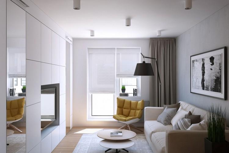 Квартира 50 кв. м. - 125 фото лучшего дизайна. варианты идеальной планировки