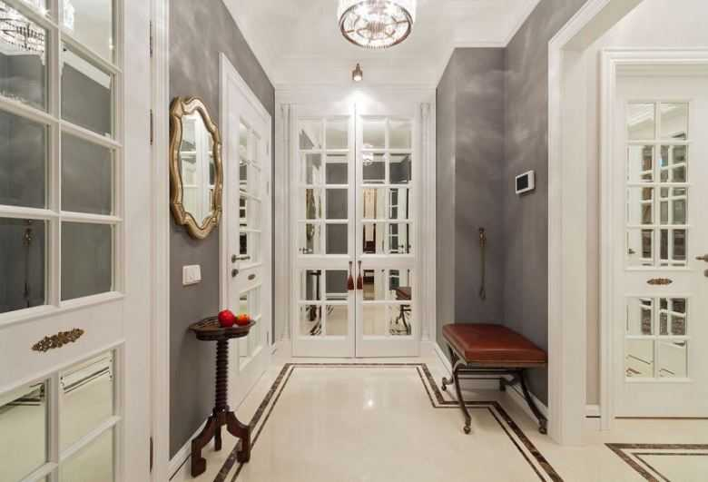 идеи коридора в квартире