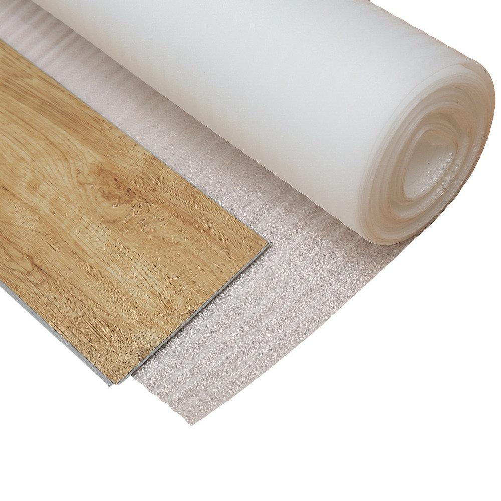 Укладка ламината на бетонный пол с подложкой: технология монтажа