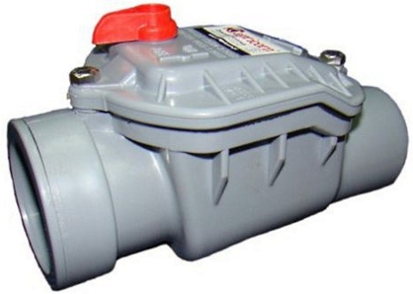 Обратный клапан для канализации: 4 этапа установки