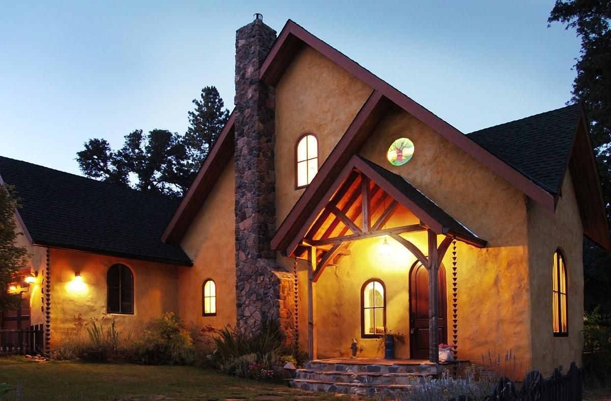 Строительство экологически чистого дома - с чего начать и какие материалы применять