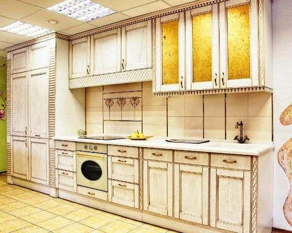 Прямая кухня 4 метра в длину: фото и примеры линейной кухни