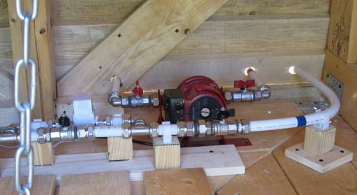 Как самостоятельно проверить давление воды в квартире - vodatyt.ru