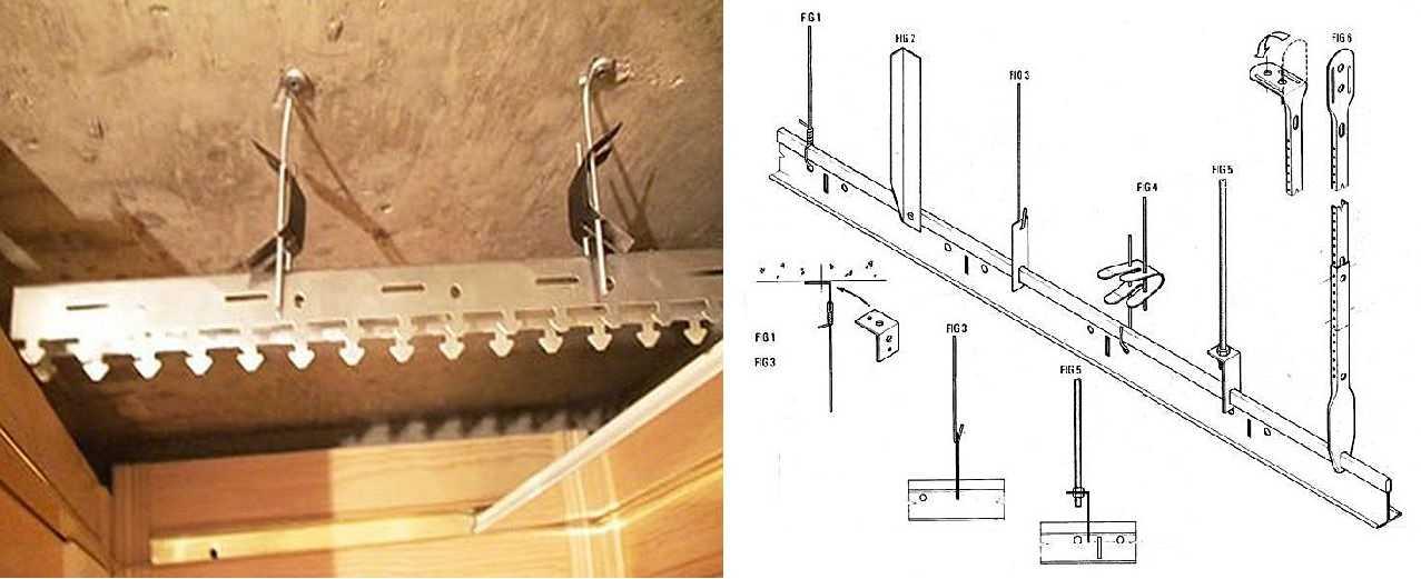 Виды реечных потолков, какой лучше выбрать, из чего состоит конструкция, фотографии и видео