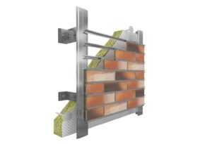 клинкерный вентилируемый фасад