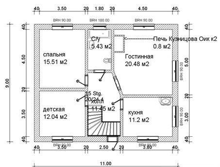 Русская печь с лежанкой своими руками: лучшие порядовки и обзор технологии сборки