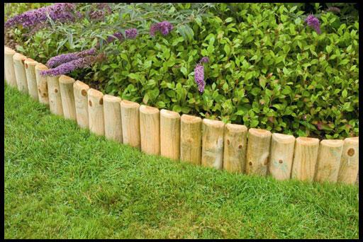 Как сделать заборчики для клумб и цветников легко, быстро и просто. 25 классных ограждений для клумб.