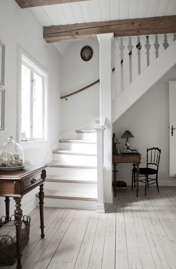Как сделать лестницы на второй этаж в частном доме своими руками – схема и размеры, как правильно рассчитать проект