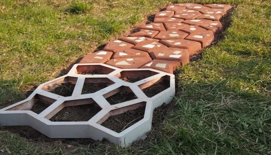 Пропорции и состав раствора для тротуарной плитки