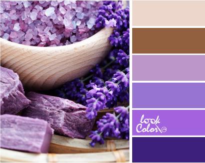 Лавандовый цвет в интерьере: 75 фото вдохновляющих примеров