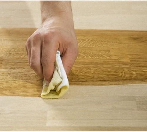 Масло для деревянной лестницы – защита и отличный внешний вид