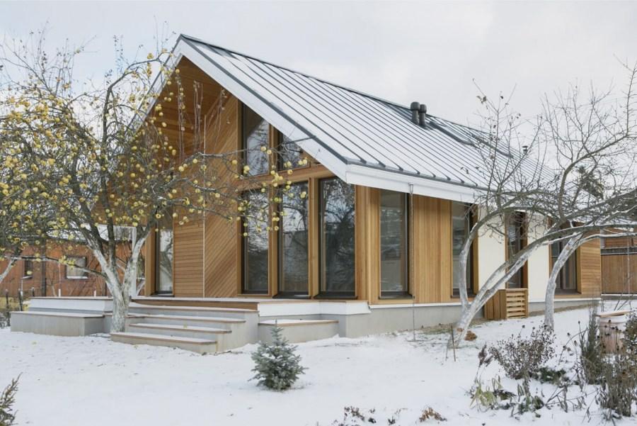 Каркасный дом по финской технологии. в чем отличие скандинавских каркасников ⋆ финский домик