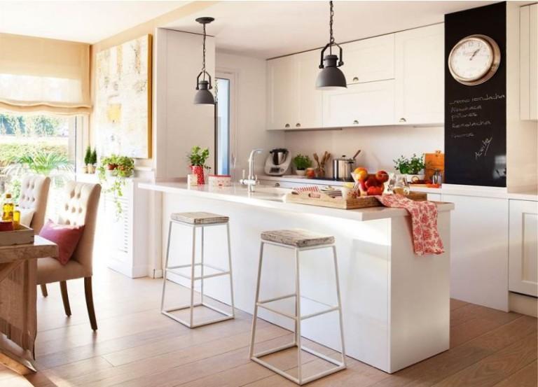 Дизайн маленькой столовой - 77 фото примеров