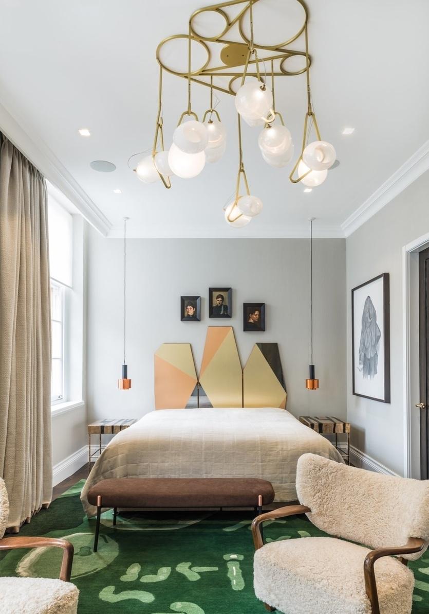 Прямоугольная комната и тонкости ее оформления