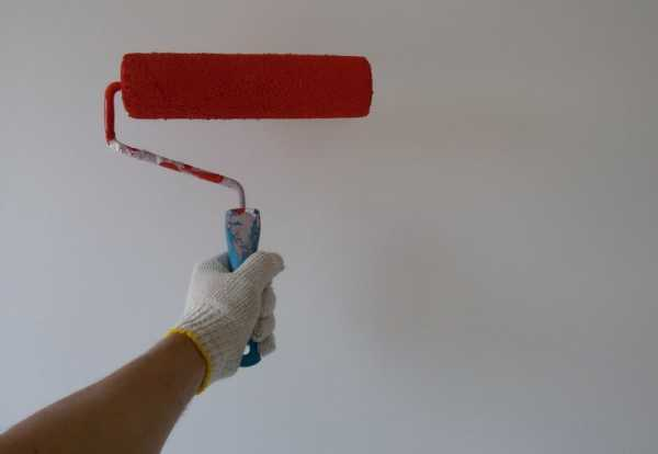 Валики малярные виды и размеры: каким лучше красить стены и потолки (фото)