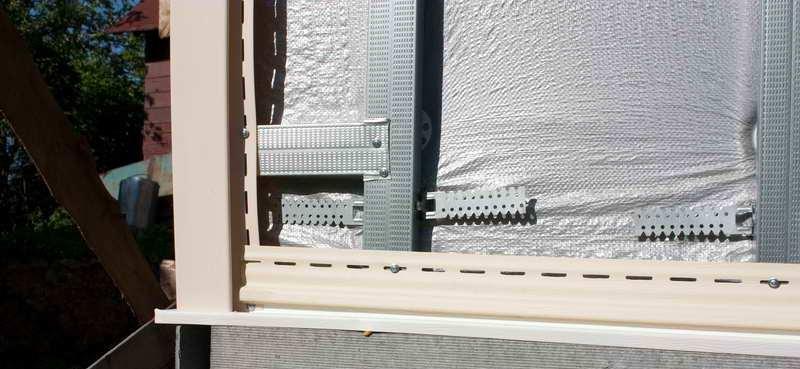 Подробный монтаж металлического сайдинга под брус + технические характеристики и комплектующие