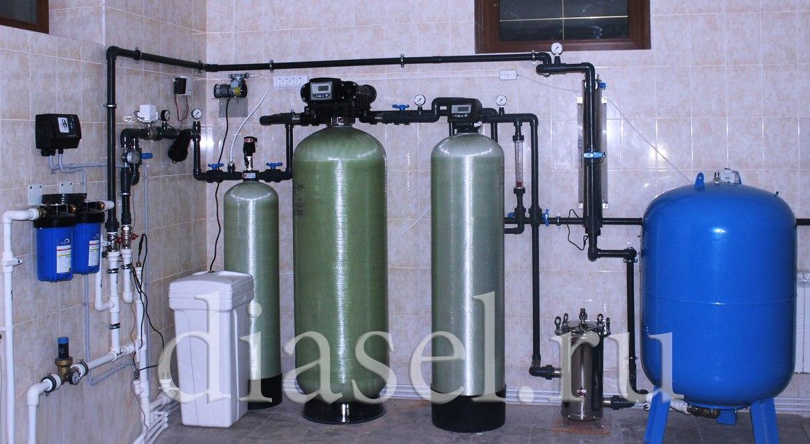 как очистить воду из скважины