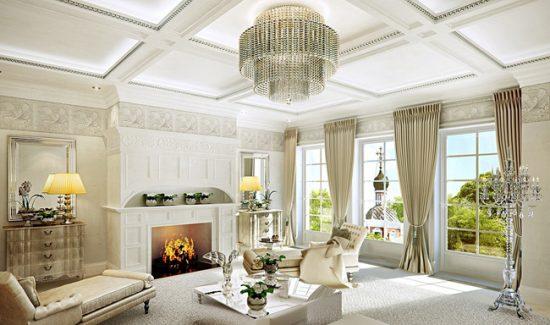 стили дизайна комнат