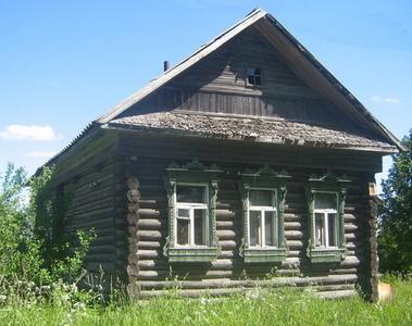Русское традиционное жилище
