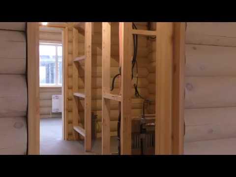 Деревянные перегородки: устройство, требования, монтаж
