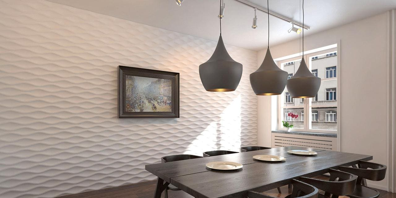 Стеновые панели для кухни: какие выбрать и как их установить?
