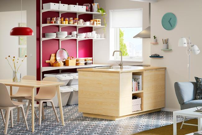 Угловые кухни - 115 лучших фото идей оформления интерьера угловой кухни