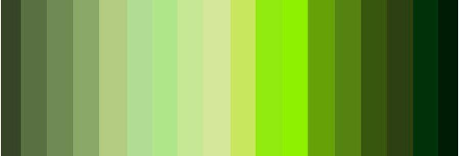 Сине-зеленый цвет и его сочетание | lookcolor