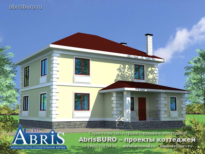 построить красивый дом