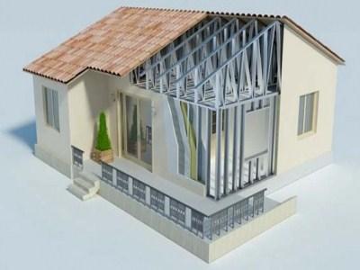 модульный мини дом
